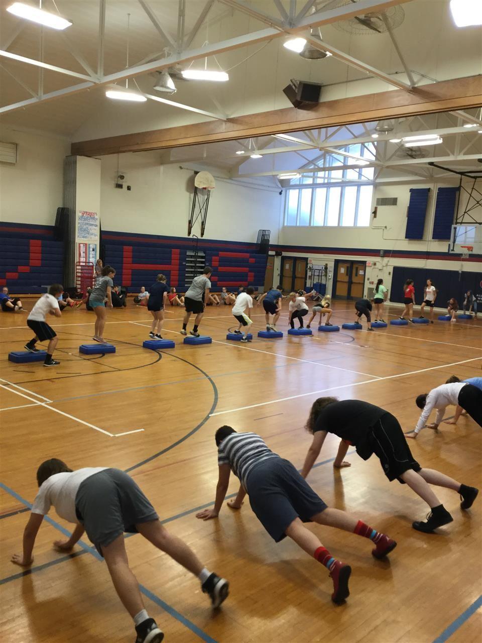 Academics / Health & Physical Education